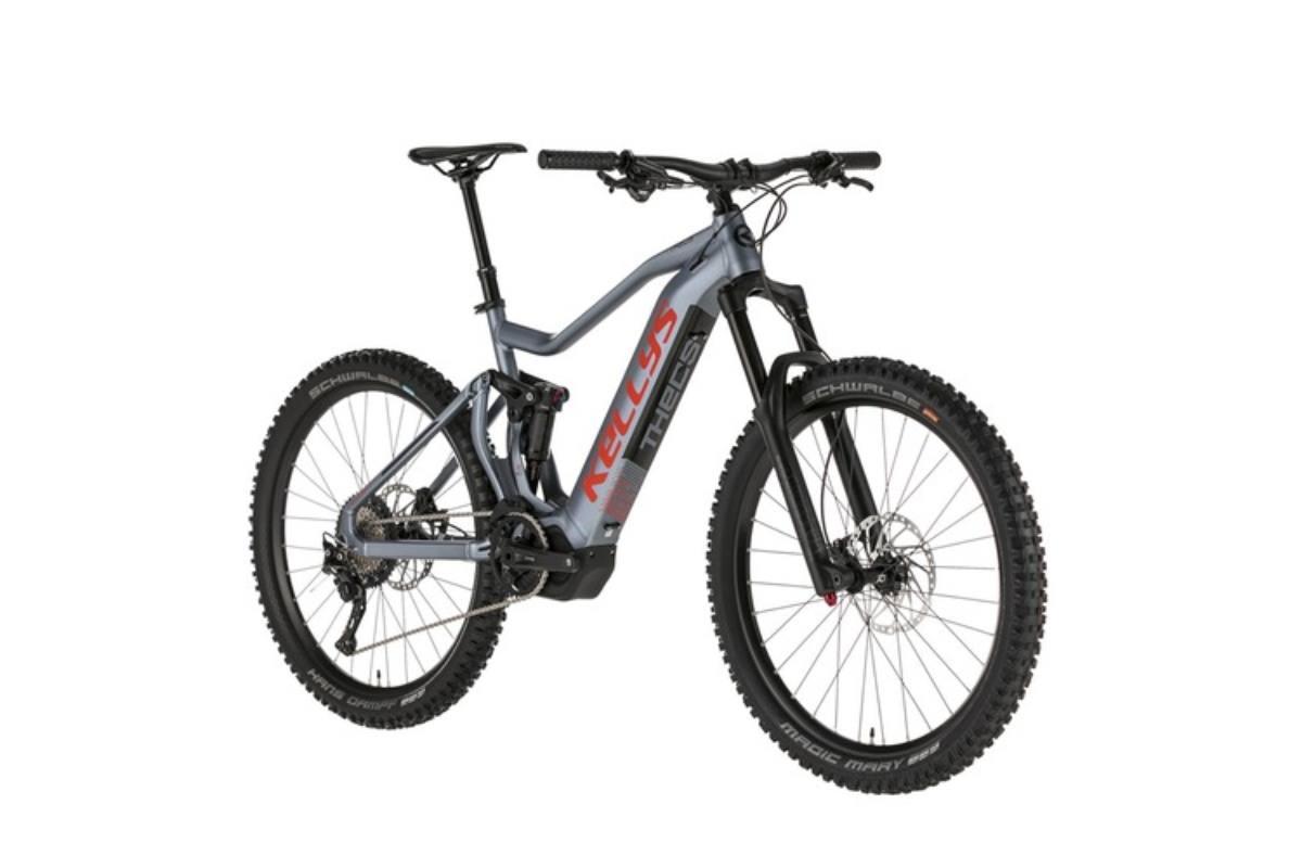 MTB fully ebike bicikli